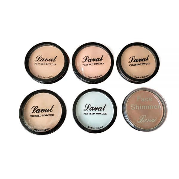 Laval Creme Compact Powder Foundation