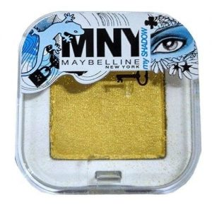Maybelline MNY Single Powder Eyeshadow 717 Gold