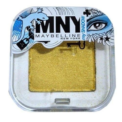 Maybelline MNY Single Powder Eyeshadow 717 Gold