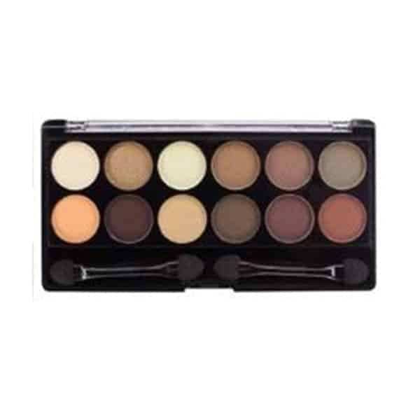 City Color Eyeshadow Palette Naked