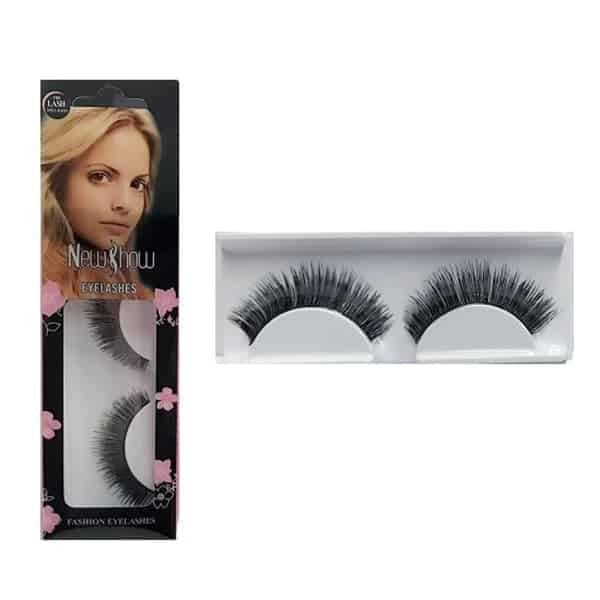 New Show False Eyelashes No 8