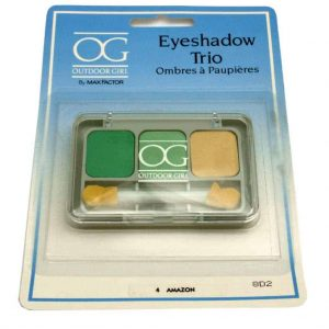 Outdoor Girl By Max Factor Eyeshadow Trio