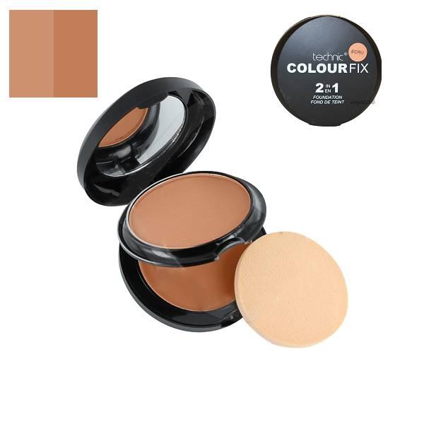 Technic Colour Fix 2 in 1 Foundation Ecru
