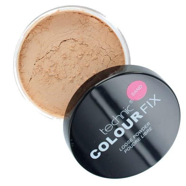 Technic Colour Fix Loose Powder Sand