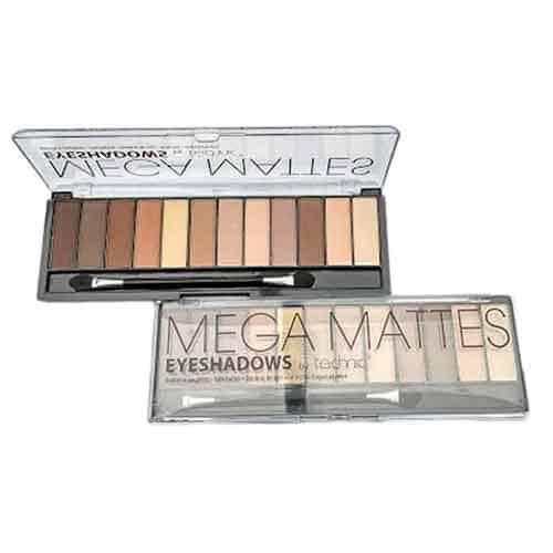 Technic Mega Mattes Eyeshadow Palette