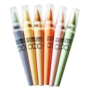 CC Colour Corrector Concealer Highlighter Stick