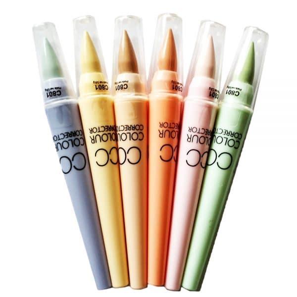 CC Colour Corrector Concealer Highlighter Stick