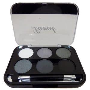laval eyeshadow palette grey