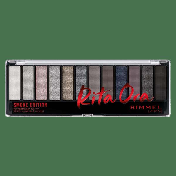 rimmel smoke edition rita ora eyeshadow contour palette