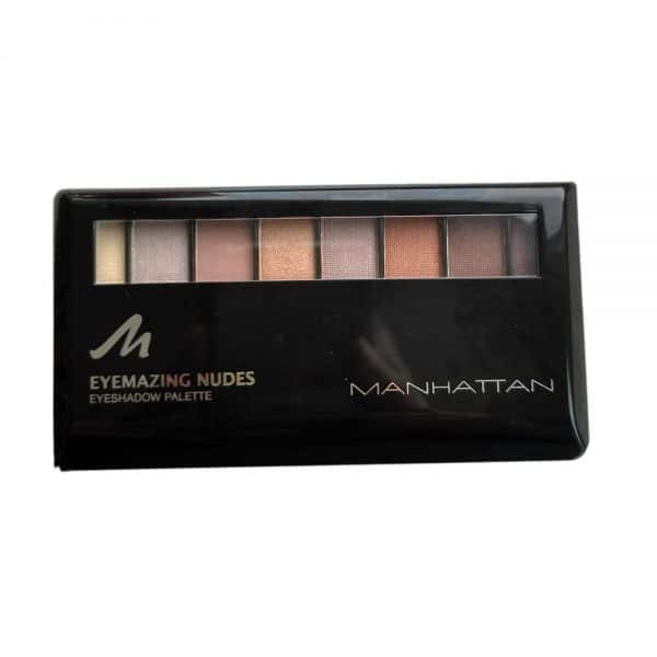 Manhattan Eyemazing Nudes Eyeshadow Palette
