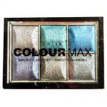 technic colour max baked eyeshadow pallete