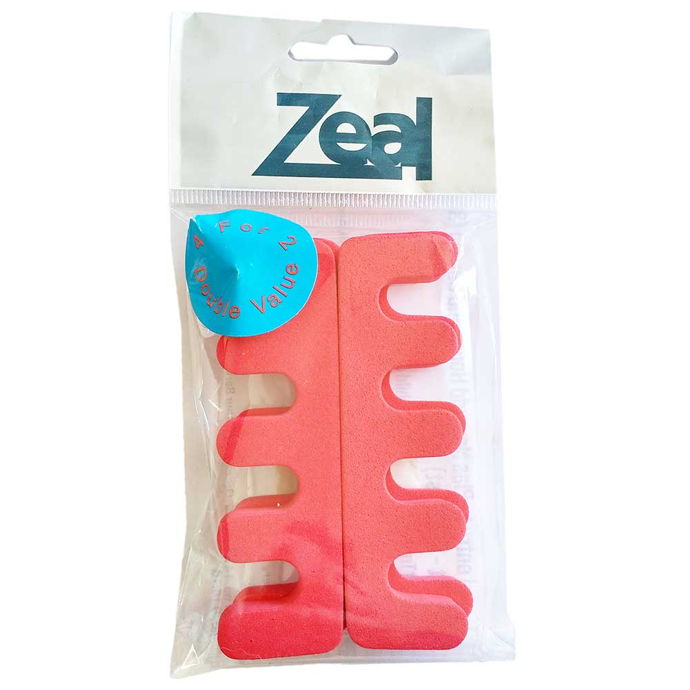 zeal toe separators
