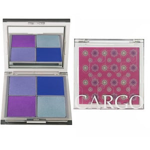 cargo colour eyeshadow palette barcelona