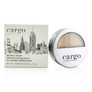 Cargo Double Agent Concealer Balm Kit