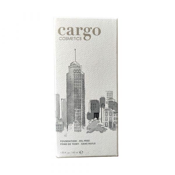 cargo liquid foundation oil free c6o