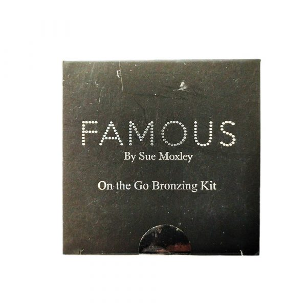 Famous by Sue Moxley On The Go Bronzing Kit