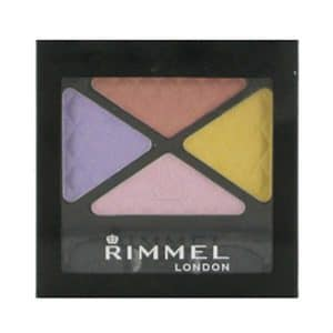Rimmel Glam Eyes Quad Eyeshadow 025 Summer Bloom