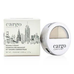 Cargo Double Agent Concealer Balm Kit 2N