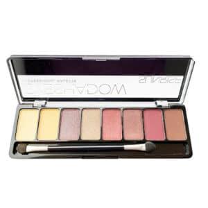 Eveline Sunrise Eyeshadow Professional Palette